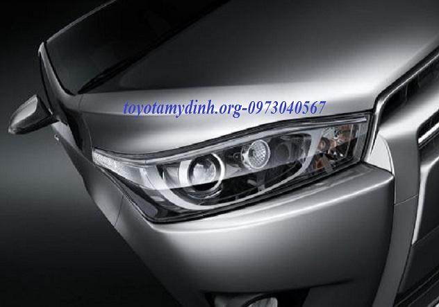Đèn Yaris G 2014-projector