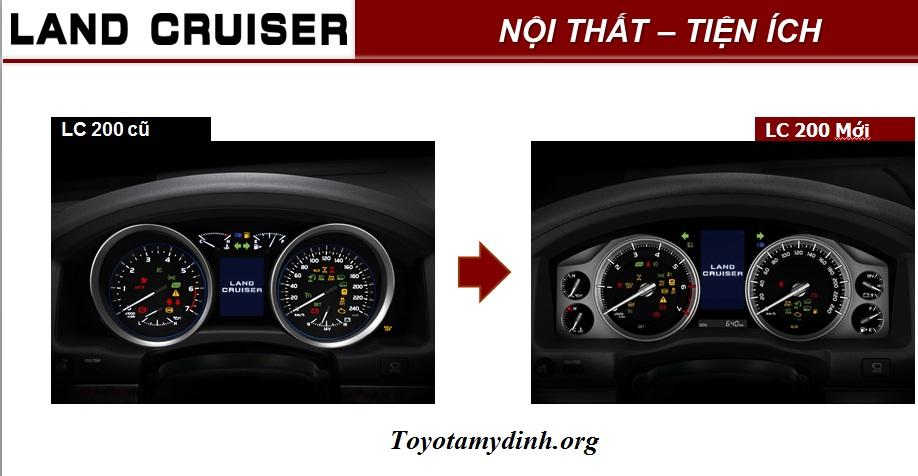 Bảng đồng hồ Optitron có thiết kế hoàn toàn mới với hai đồng hồ lớn hai bên và màn hình đa thông tin TFT 4.2 inch hiện đại cùng phần nền được mạ bạc sang trọng, giúp người lái dễ dàng quan sát các thông tin cần thiết trong suốt chuyến đi.