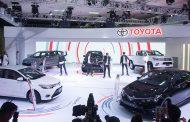 Bảng giá xe Toyota mới nhất tại Toyota Mỹ Đình 2018