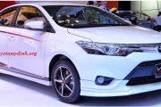 Toyota Vios 2017 bản thể thao TRD chính thức ra mắt