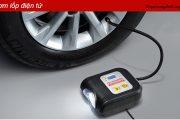 Bơm lốp điện tử Toyota - Toyota mỹ đình