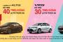 Xe Toyota tưng bừng khuyến mãi tháng 7, tháng 8 năm 2017