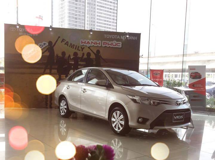 Lễ ra mắt Vios 2016 mới tại Toyota Mỹ Đình