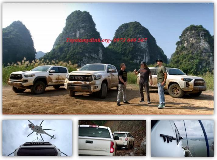 Thông tin Toyota Tài Trợ 4 Triệu USD  Cho TOP GEAR 'Phá' Xe Ở Việt  Nam