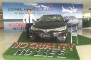 Toyota Việt Nam chính thức giới thiệu chiến dịch