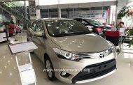 Giá bán Toyota Vios, mẫu xe ăn khách nhất thị trường Việt Nam