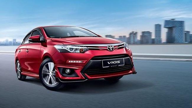 Hé lộ tính năng mới Toyota Vios 2018