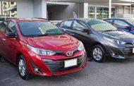 Toyota bung lụa hàng loạt sản phẩm mới