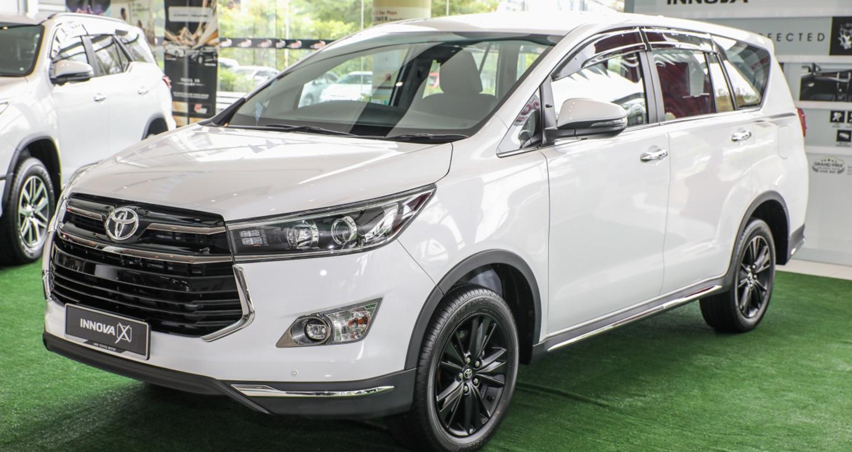 Tại sao Toyota Innova bán chạy