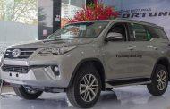 Toyota lại chiếm số đông trong 10 xe bán chạy nhất thị trường tháng 8 năm 2017