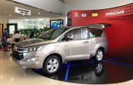 Chương trình ưu đãi tài chính cho xe Toyota Innova 2016 mới