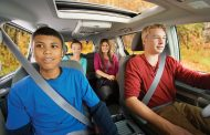 Thắt dây đai an toàn kiểu tài xế việt - Toyota mỹ đình