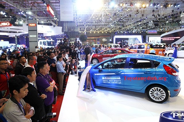 Toyota mỹ đình – Thông tin thị trường ô tô tháng 5 năm 2016