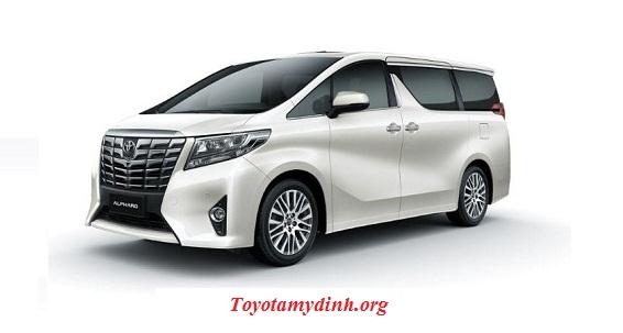 Toyota chính thức phân phối Toyota Alphard 2018 tại Việt Nam-Toyota Mỹ Đình