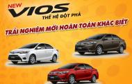 Nâng cấp một số trang thiết bị trên Vios, yaris 2016