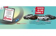 Siêu ưu đãi trong tháng 6 khi mua xe Toyota - Toyota mỹ đình