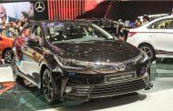 Toyota Corolla Altis 2018 chuẩn bị ra mắt tại Việt Nam - Toyota mỹ đình