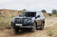 Toyota Land Prado 2018 phiên bản face lift được giới thiệu
