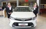 Toyota Camry vẫn ăn khách nhất tại Việt Nam