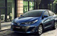 Toyota Vios 2018 bản Facelift xuất hiện trên phố tại Việt Nam