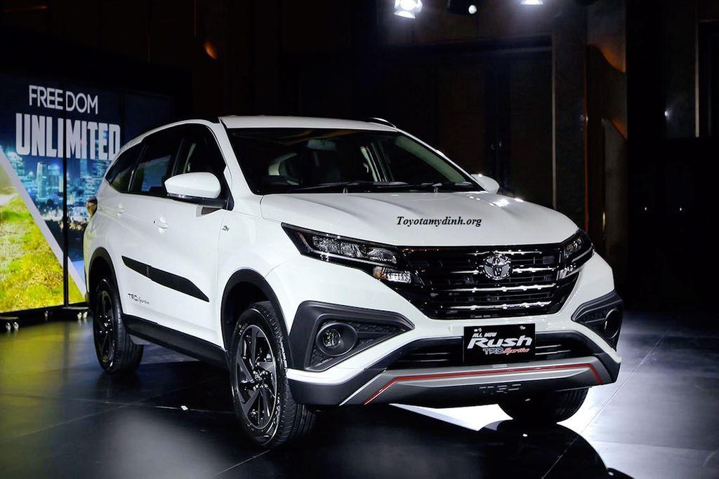 Toyota Rush 2018, 2019 nhập khẩu sắp về việt nam với giá rẻ