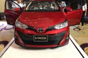 Toyota Vios 2018 có gì mới