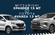So sánh xe Toyota Avanza và Mitsubishi Xpander