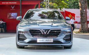 VinFast cạnh tranh Toyota Camry