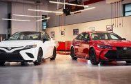 Toyota Camry, Avalon TRD hé lộ diện mạo tinh chỉnh trong teaser nhá hàng mới