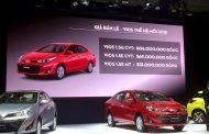 So sánh xe Toyota Vios mới nổi trội hơn các dòng xe cùng phân khúc?