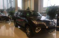 Toyota Việt Nam chính thức công bố giá bán xe Fortuner 2019 bản lắp ráp
