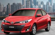 Toyota Mỹ Đình Những Thay đổi nâng cấp trên Toyota Vios Phiên bản 2020