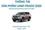 Những Thay đổi nâng cấp trên Toyota land prado 2020 - Toyota mỹ đình