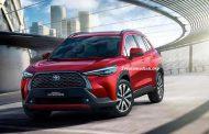 Toyota Corolla Cross 1.8G 2020 giá 720 triệu đồng không ít đồ như tin đồn