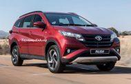 Tưng bừng Khuyến mãi xe Toyota Rush tháng 11, 12-2020